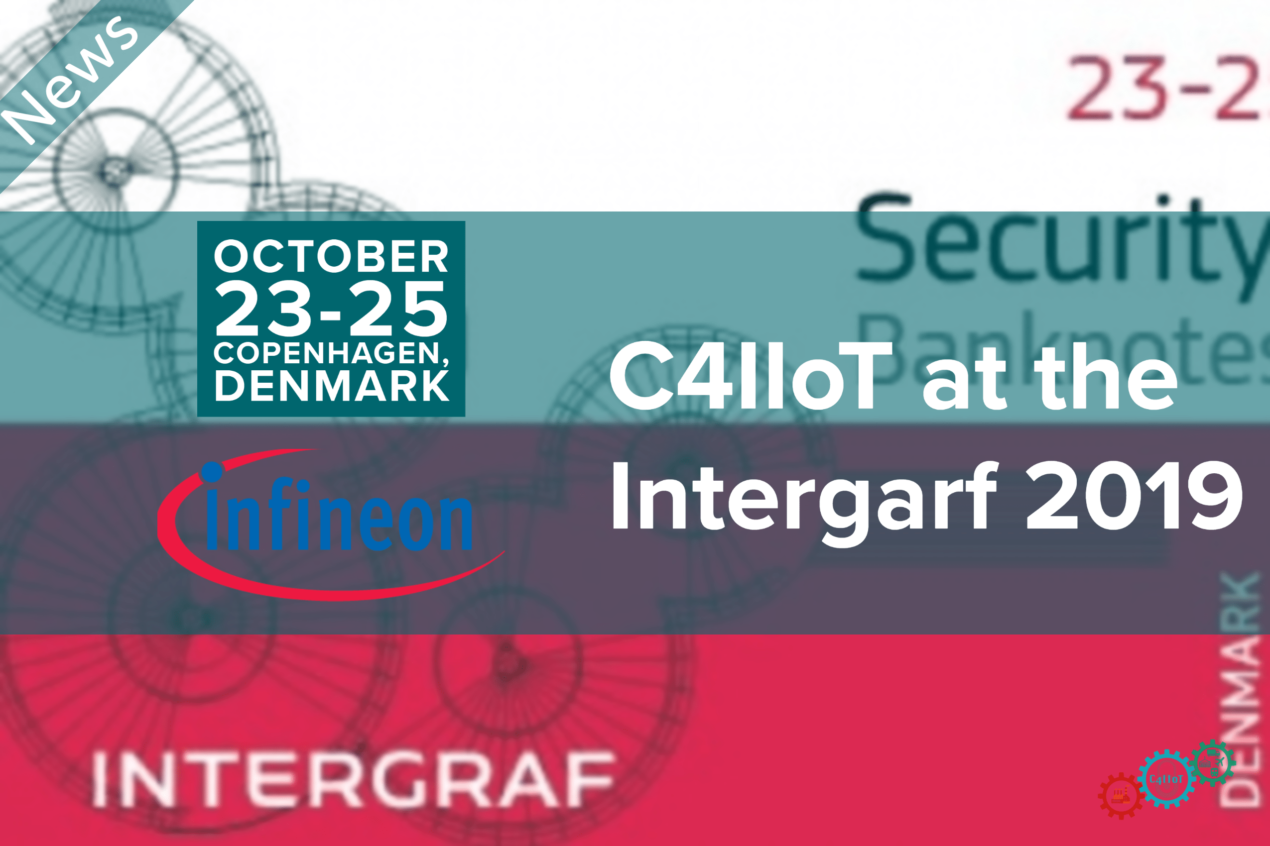 C4IIoT at Intergraf expo cover image